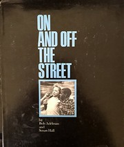Cover of: On and off the street | Bob Adelman