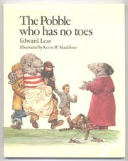 Cover of: The Pobble who has no toes