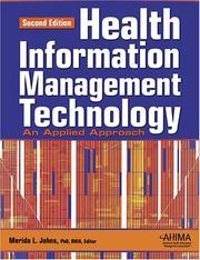 Cover of: Health Information Management Technology