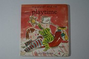 Cover of: Playtime | Lucy Dickens