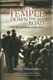 Cover of: The temple down the road