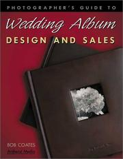 Cover of: Photographer's Guide to Wedding Album Design and Sales