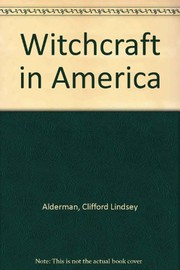 Cover of: Witchcraft in America