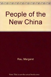 Cover of: The people of new China