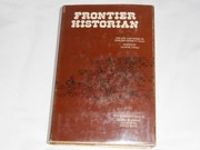 Cover of: Frontier historian | Edward Everett Dale