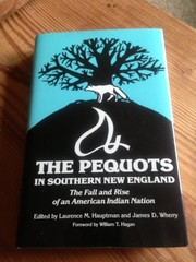Cover of: The Pequots in southern New England