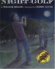 Cover of: Night Golf | William Miller
