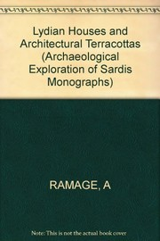 Cover of: Lydian houses and architectural terracottas