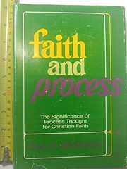 Cover of: Faith and process