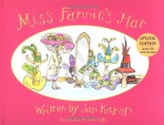 Cover of: Miss Fannie's hat