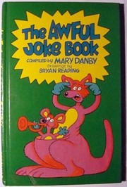 Cover of: The awful joke book | Mary Danby
