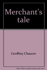 Cover of: Merchant's tale
