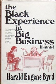Cover of: The Black experience in big business