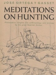 Cover of: Meditations on Hunting