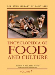 Cover of: Encyclopedia of food and culture |
