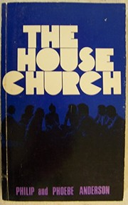 Cover of: The house church