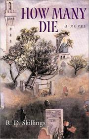 Cover of: How many die