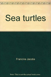 Cover of: Sea turtles. | Francine Jacobs