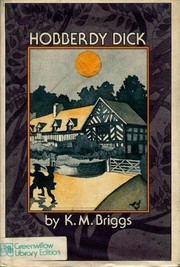 Cover of: Hobberdy Dick | Katharine Mary Briggs