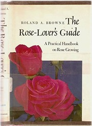 The rose-lovers guide