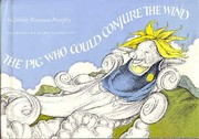 Cover of: The pig who could conjure the wind