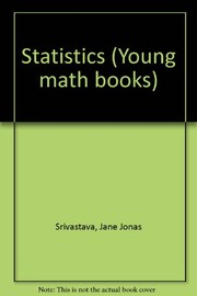 Cover of: Statistics. | Jane Jonas Srivastava