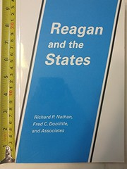 Cover of: Reagan and the States
