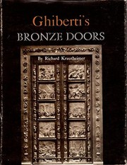 Cover of: Ghiberti's bronze doors