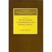 Cover of: The economics of information and human capital