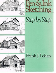 Cover of: Pen & ink sketching | Frank Lohan