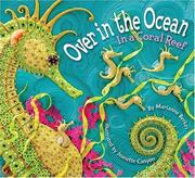 Cover of: Over in the ocean