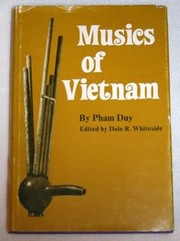 Cover of: Musics of Vietnam
