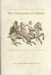 Cover of: The horsemen of Athens | Glenn Richard Bugh