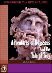 Cover of: Adventures of Odysseus and the Tale of Troy (Adventure Classics) (Adventure Classics)