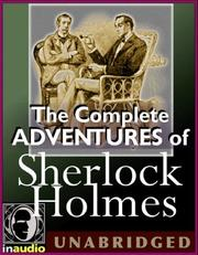 Cover of: The Complete Adventures of Sherlock Holmes | Arthur Conan Doyle
