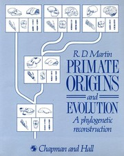 Cover of: Primate origins and evolution | R. D. Martin