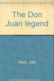 Cover of: The Don Juan legend