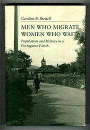 Cover of: Men who migrate, women who wait