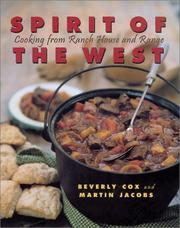 Cover of: Spirit of the West