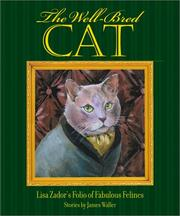 Cover of: The Well-Bred Cat | James Waller