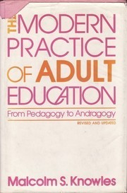 Cover of: The modern practice of adult education | Malcolm Shepherd Knowles