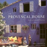 Cover of: The Provencal House