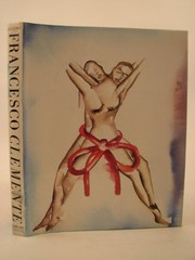 Cover of: Francesco Clemente | Michael Auping