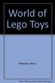Cover of: The world of LEGO toys