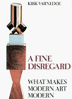 Cover of: A fine disregard | Kirk Varnedoe