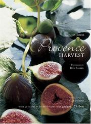 Cover of: Provence harvest | Louisa Jones