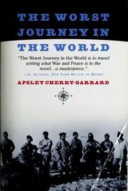 Cover of: The Worst Journey in the World | Apsley Cherry-Garrard