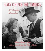 Cover of: Gary Cooper off camera | Maria Cooper Janis