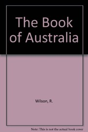 Cover of: The book of Australia