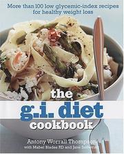The GI Diet Cookbook